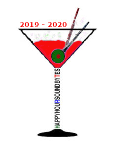 picture of a martini and text 2019-2020